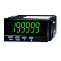 AM-756:DC voltmeter/ammeter<br />(48×96mm、5+1/2-digit display)